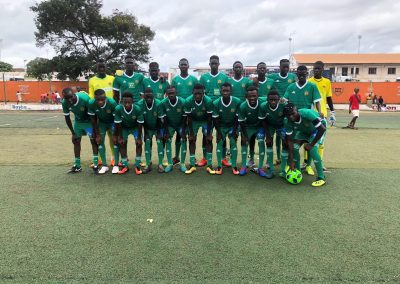 Rapid Wien Banjul Gambia - Die Dressen sind angekommen!!